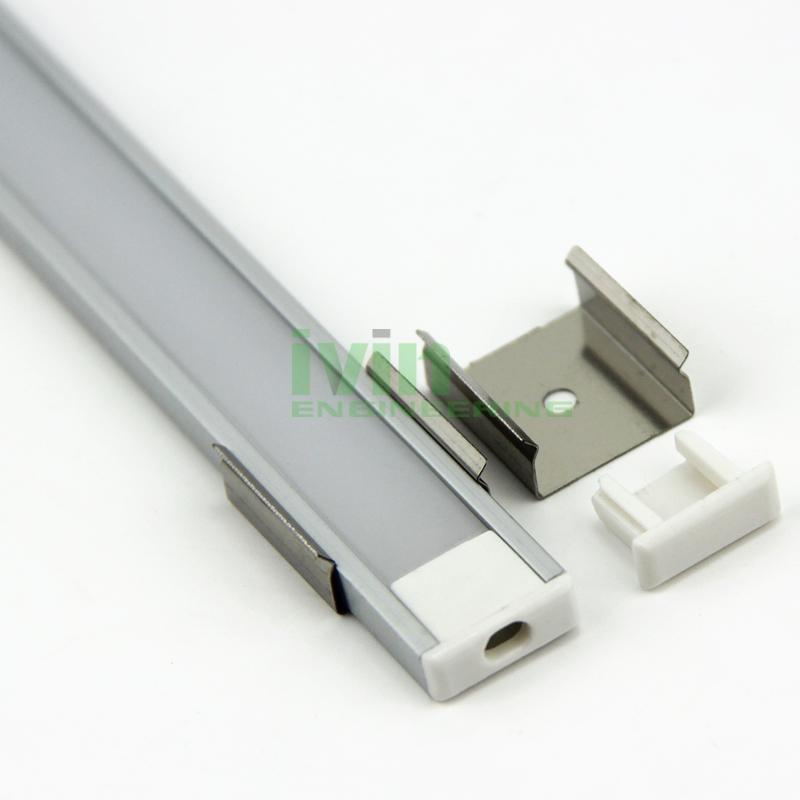 LED under cabinet light housusing, LED aluminum channels. 1