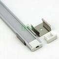 LED under cabinet light housusing, LED aluminum channels.