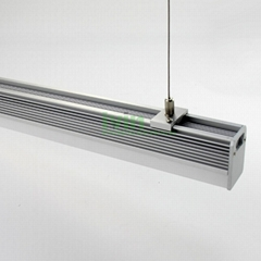 24W Suspended Linear Ceiling Light,Led aluminum profile