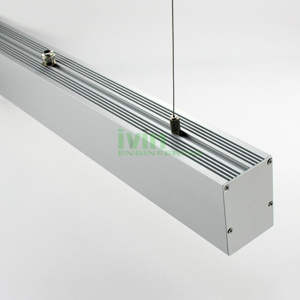 Office drop-light lighting , commercial buliding Corridor drop-light bar 3