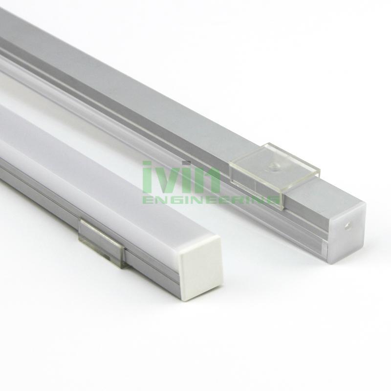 Extruded Aluminum Profile For Led Strip Light Led