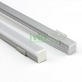 Extruded aluminum profile for led strip light, LED profiles. 2