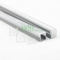 LED hot selling light housing , LED Wall luminaire housing