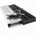 LED linear pendant light heat sink, LED