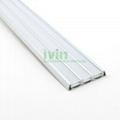 LED lighting housing, 3-in-1 LED strip ligth, 3 in 1 LED lienar profiles.