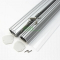 LED suspended ceiling light, office drop-light , LED drop light heatsink.