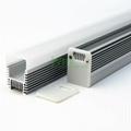 LED pendant light Profile, LED hanging light heatsink housing set.