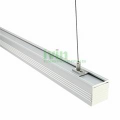 Commercial LED pendant light, PUB pendant light heatsink.