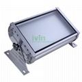 FL-E-7 LED flood light heat sink
