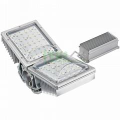 ST-E-9 60W LED street light heatsink
