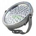 FL-D-34 50W LED flood light heat sink