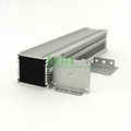 IK-5042 LED driver box, LED power supply heat sink 1