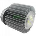 SH-280-160W industrial lamp heatsink 160W industrial LED light  housing