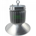 SH-280-200W LED industrial lamp heatsink LED high bay light housing.
