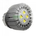 SH-265-120W LED factory light heat sink LED highbay light housing
