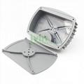 DH-300 Diecasting LED highbay driver box, highbay light driver enclosure.