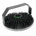 ID-270 LED lowbay light housing, low bay LED light heat sink.