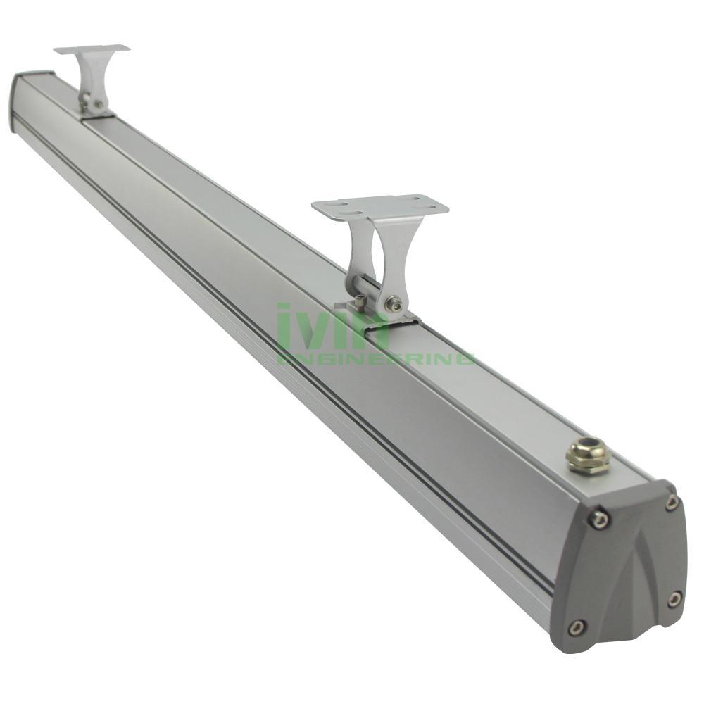 AWH-5753B 36W LED washwall light profile LED washwall light aluminum heatsink 3