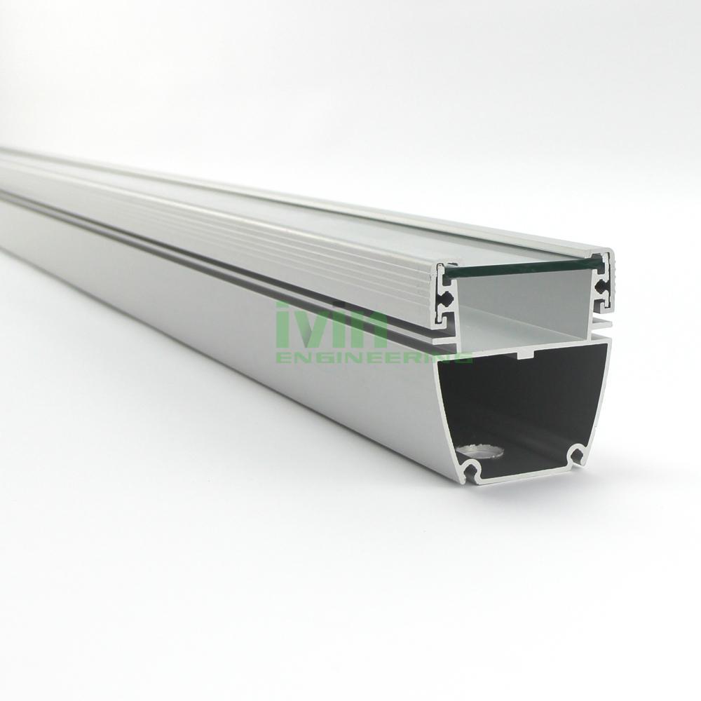 AWH-5753B 36W LED washwall light profile LED washwall light aluminum heatsink 4