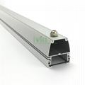 AWH-5753B 36W LED washwall light casing, LED wall wash light heatsink housing.  3