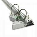 AWH-5530 IP65 LED pendant light heatsink IP65 suspended light housing