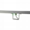 AWH-2121 Washwall Light heatsink, LED under-ground light casing.