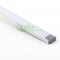 Ribbon strips housing, LED neon aluminum