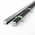 Extruded aluminum profile for led strip