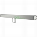 AWH-4040 LED wash wall light heat sink,