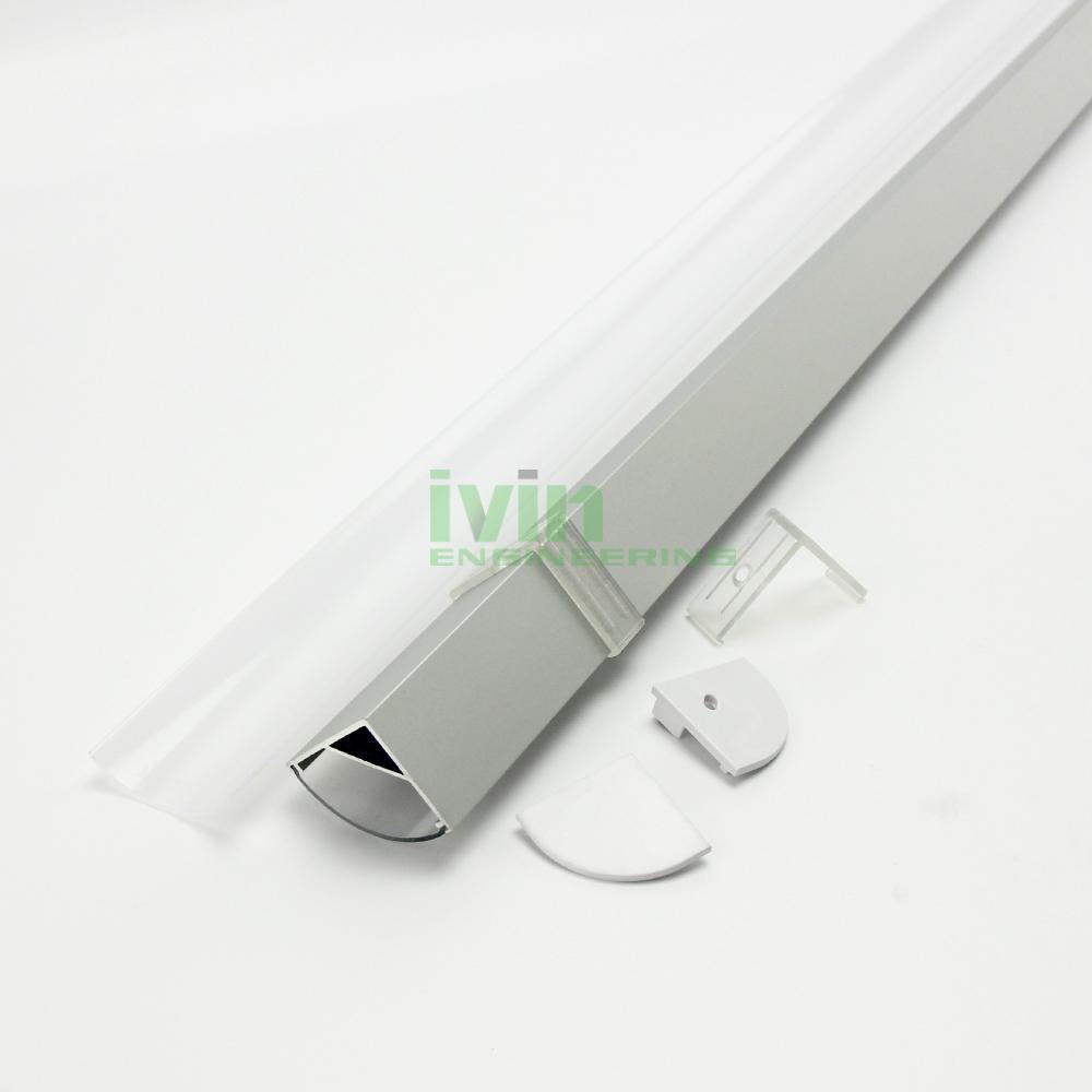 Commercial LED light housing , LED Aluminum profile  1