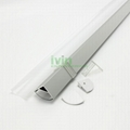 Commercial LED light housing , LED Aluminum profile