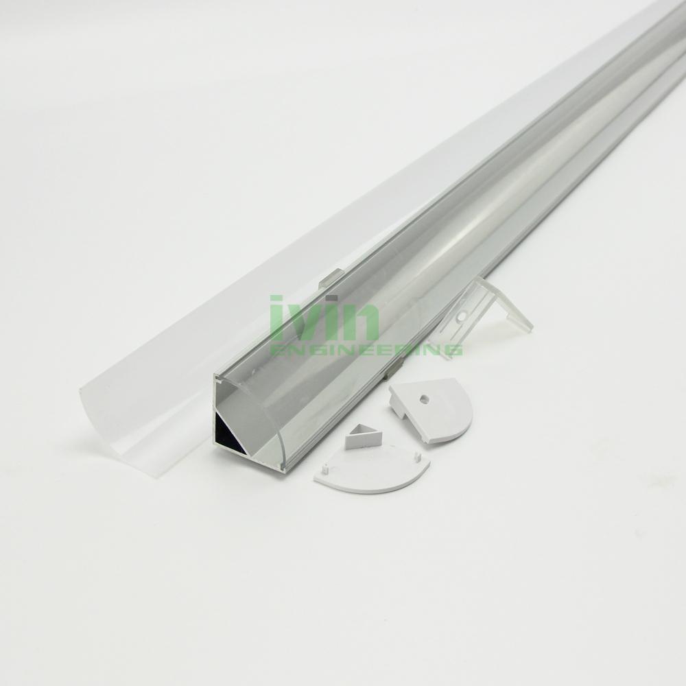 Commercial LED light housing , LED Aluminum profile  3