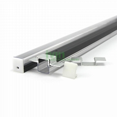 aluminium led profile,aluminium led housing, high power led profiles