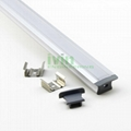 aluminium led profile,recessed aluminium profile,recessed furniture light, 1