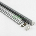 led light alu bar, led corner profile