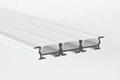 LED strip light housing, 3 in 1 LED strips LED linear light heat sink.