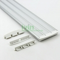 LED strip light housing, 3 in 1 LED
