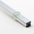 LED bar light profile, LED light channel, LED light bar housing.