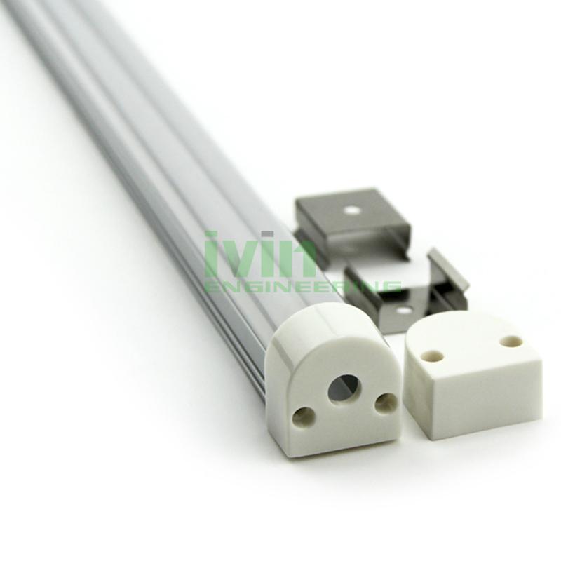 LED aluminum channel,LED Profiles Extrusions, led lens profile. 3