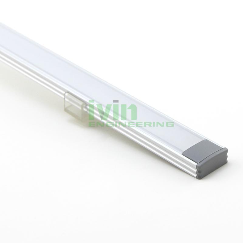 Aluminum Light Bar Led Pc Diffuser Aluminium Led Channel