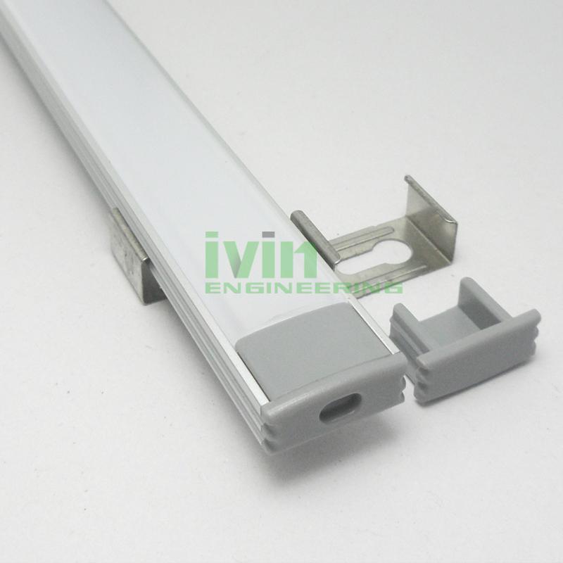 Aluminum light bar, LED PC diffuser, aluminium led channel,aluminium led bar 5