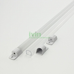 AB-P-141 PC tube light, PC linear light ,IP65 PC linear light housing.