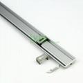 AP-3006 LED floor light, LED lineat light housings, LED soft strip light housing