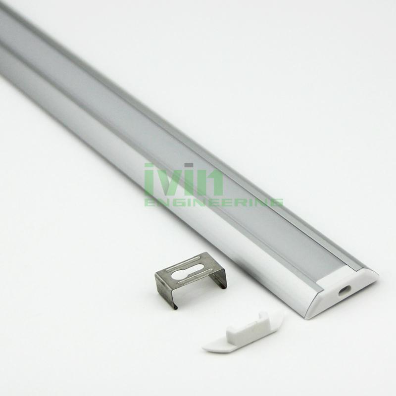 AP 3006 LED Floor Light Lineat Housings Soft Strip