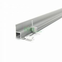 AP-4538 decorative Linear light, LED decoration light profiles.