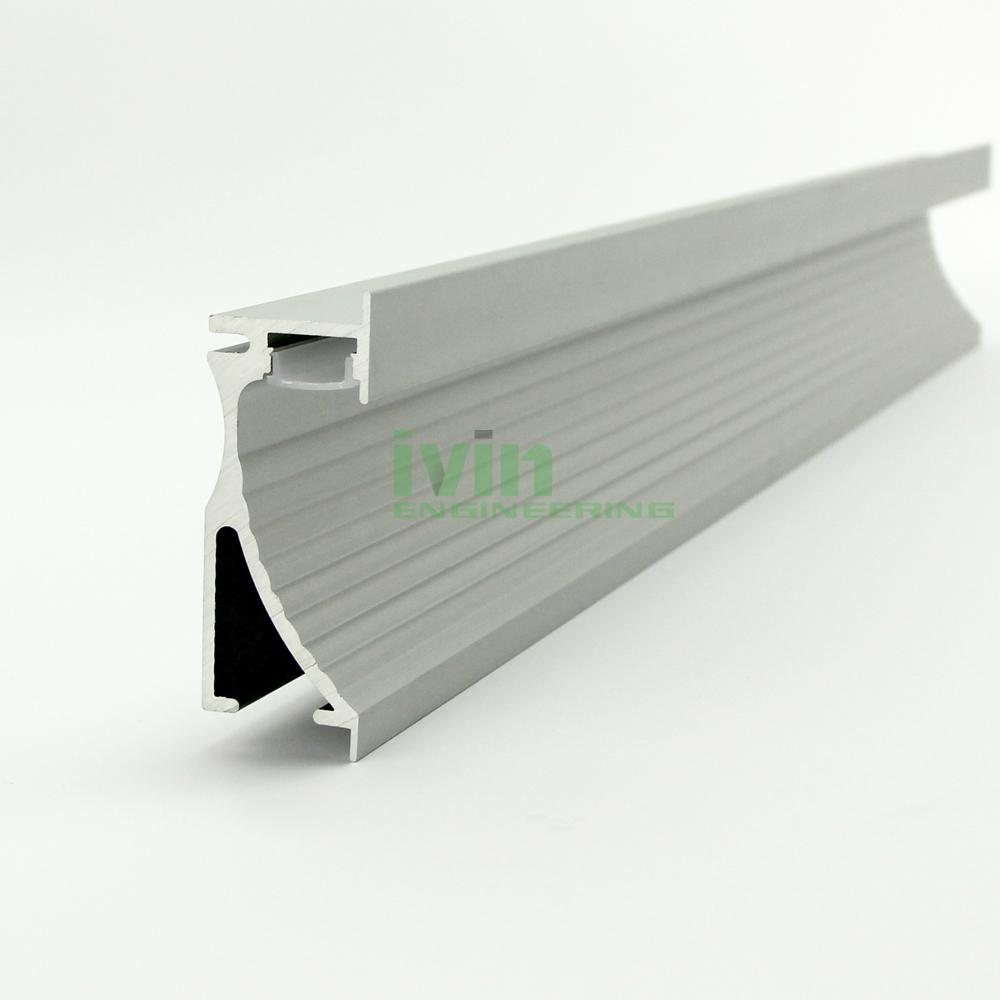 AP-7026 decorativ LED linear light, LED wall light, Wall recessed installed LED.