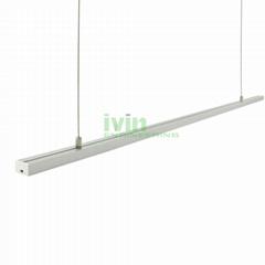 AD-2315 LED linear pensnat light kit, LED spupended linear light housing.