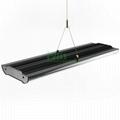 D-1650 LED factory pendant light, LED high-power hanging low bay light housing.