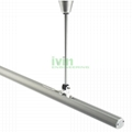DG-4439 Architecture linear light heat sink, LED decoration drop light housing.