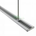 D-1580  LED Pendant light housing - LED